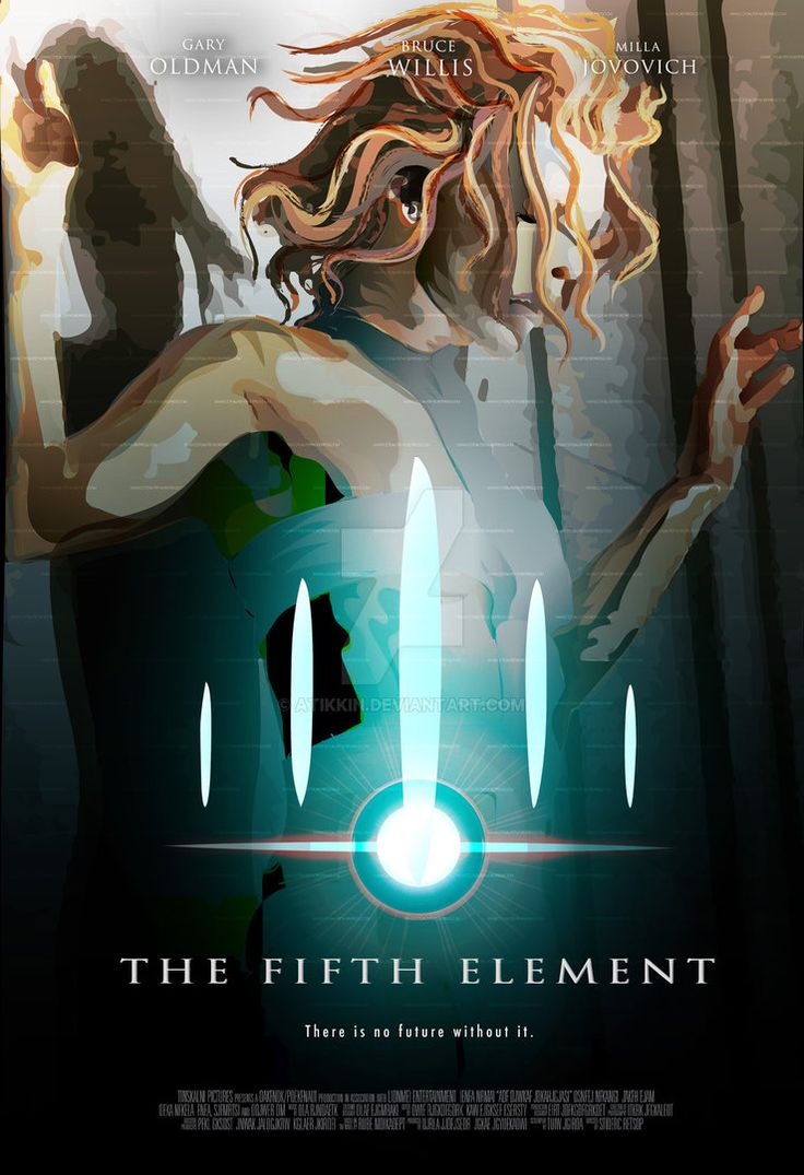 The Fifth Element by Nikkita [©2016]