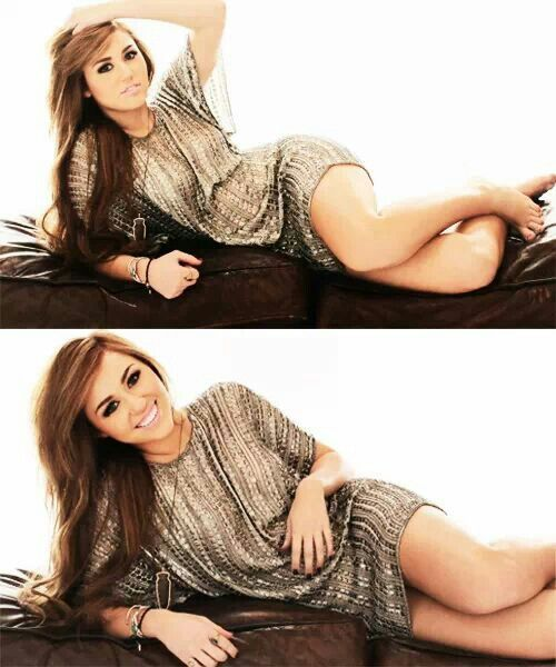 Miley cyrus she was soo pretty now she wrecked the dang thing  Liam how could u go for her u can get better! But she is calming down hope she becomes old Miley again then they'd be cute together!