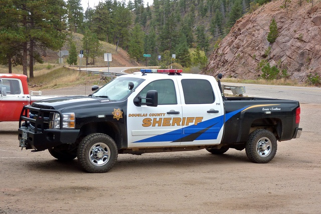 chevy police trucks - photo #1