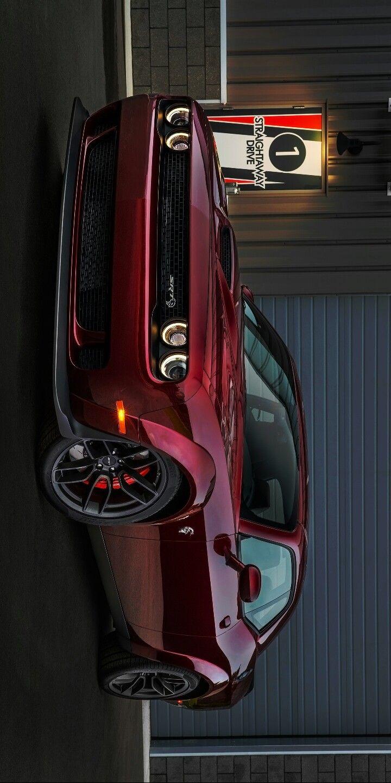 (°!°) 2018 Dodge Challenge SRT Hellcat Widebody