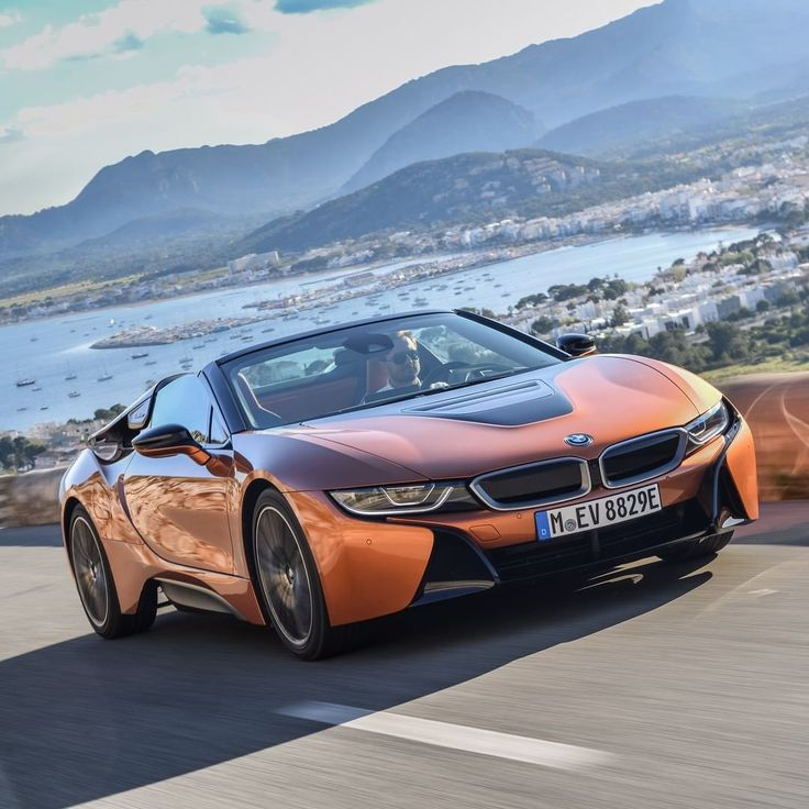 Bmw I8 Roadster: Pushing The Limits While Looking Great. The #BMW #i8