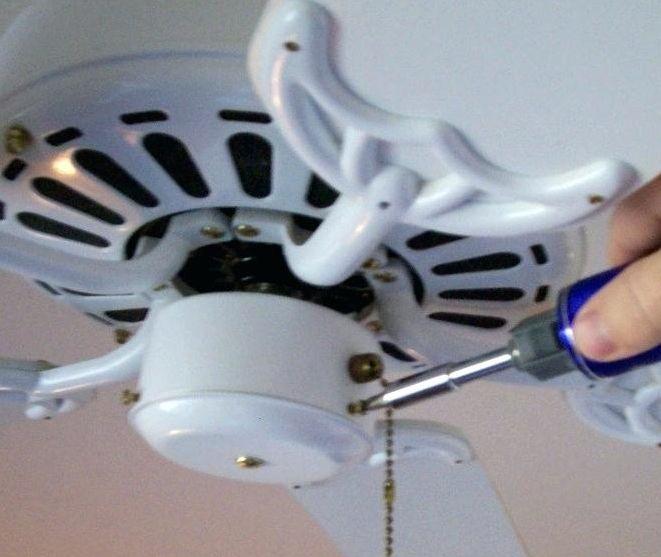 Hampton Bay Ceiling Fan, How Do I Install A Ceiling Fan Light Kit