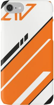 Counter-Strike: Global Offensive (CS:GO) Asiimov iPhone 7 Cases