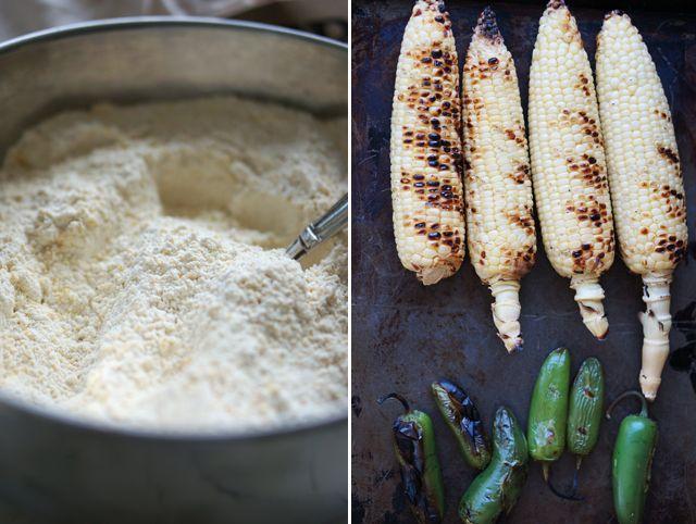 Cornbread Hot Dog Buns
