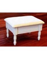 09aa39d99aaf6119f8080374be589d1f - Home Craft Footstool with Storage…