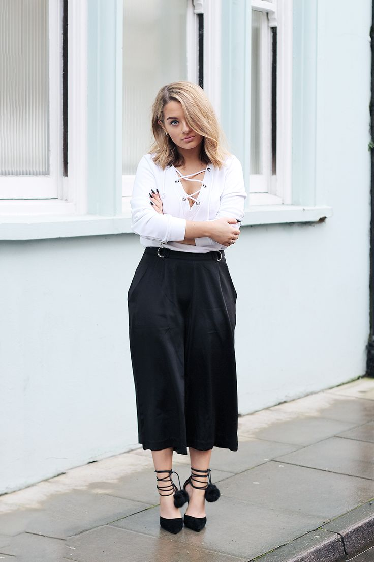 OOTD | Monochrome in Missguided Part Two