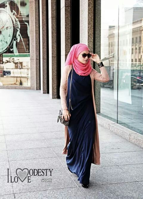 ♥ Muslimah fashion & hijab style http://www.etsy.com/shop/luxuriouscashmere