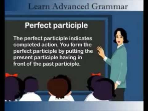 Advanced English Grammar for Learning Spoken English Video Step by Step - YouTube