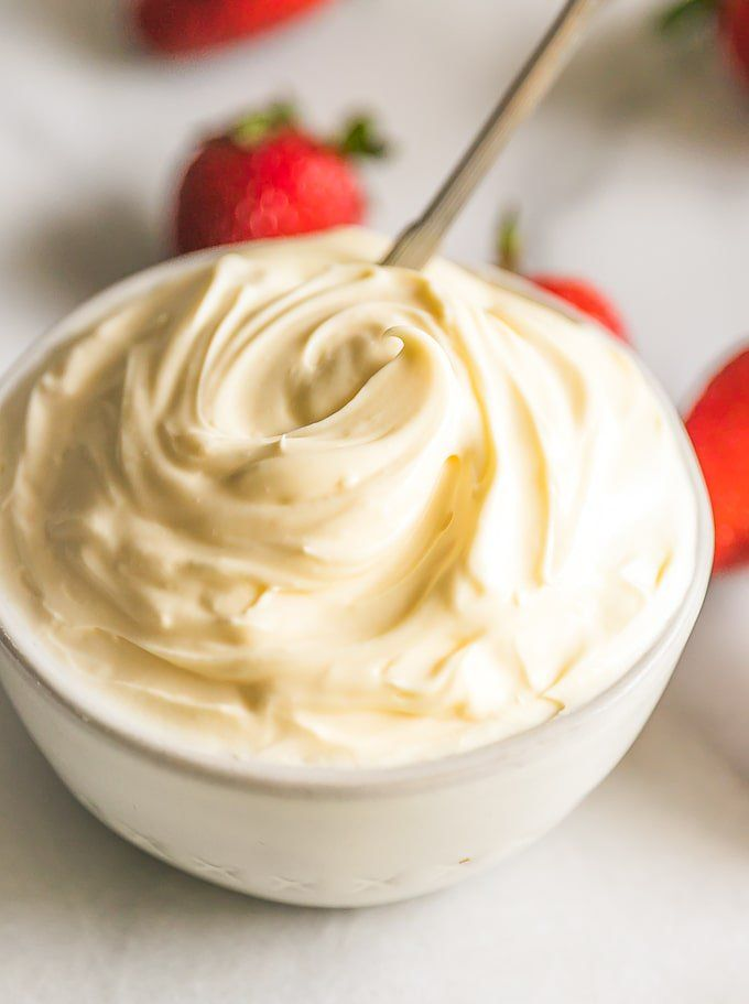 Mascarpone Cheese Is A Delicious And Creamy Italian Cheese Used In