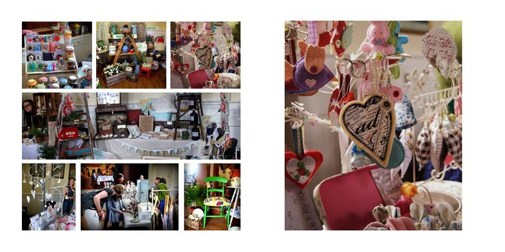 photos by me @ Penshurst vintage fair