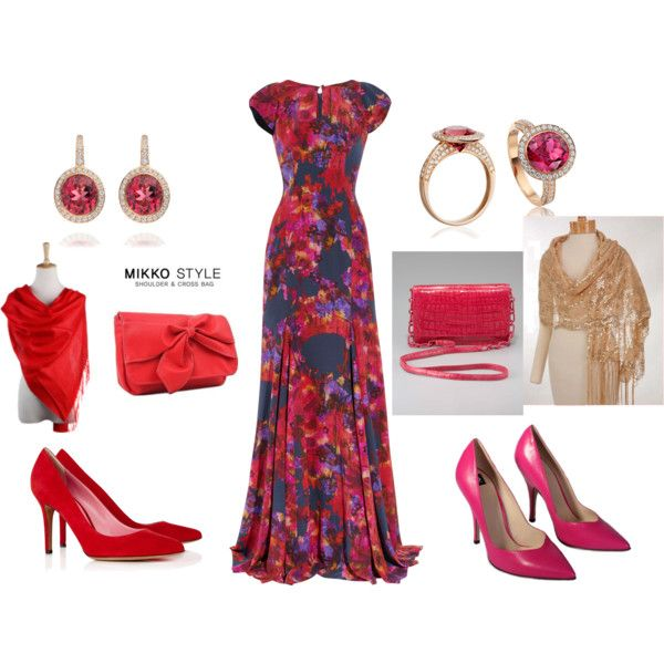 Cruise Formal Outfit, created by theapatricia on Polyvore