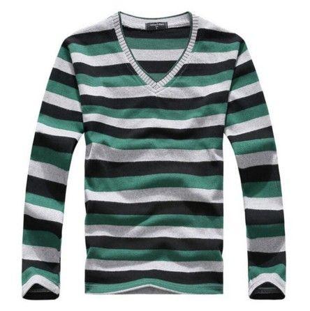 Pánský stylový slim svetr s dlouhým rukávem zelený – pánské svetry + POŠTOVNÉ ZDARMA Na tento produkt se vztahuje nejen zajímavá sleva, ale také poštovné zdarma! Využij této výhodné nabídky a ušetři na poštovném, stejně …