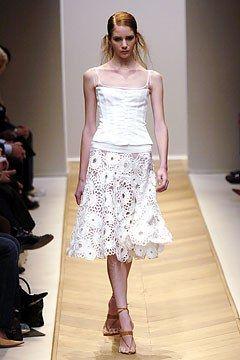 Akris Spring 2005 Ready-to-Wear Fashion Show - Ana O. (NEXT)
