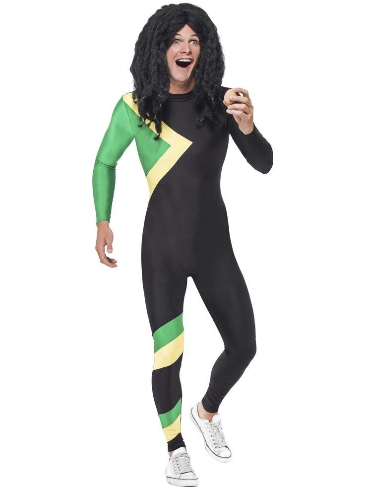 Jamaika-jumppapuku