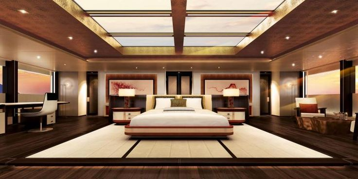 Themsfly Amazing Biggest Bedroom Design in the World