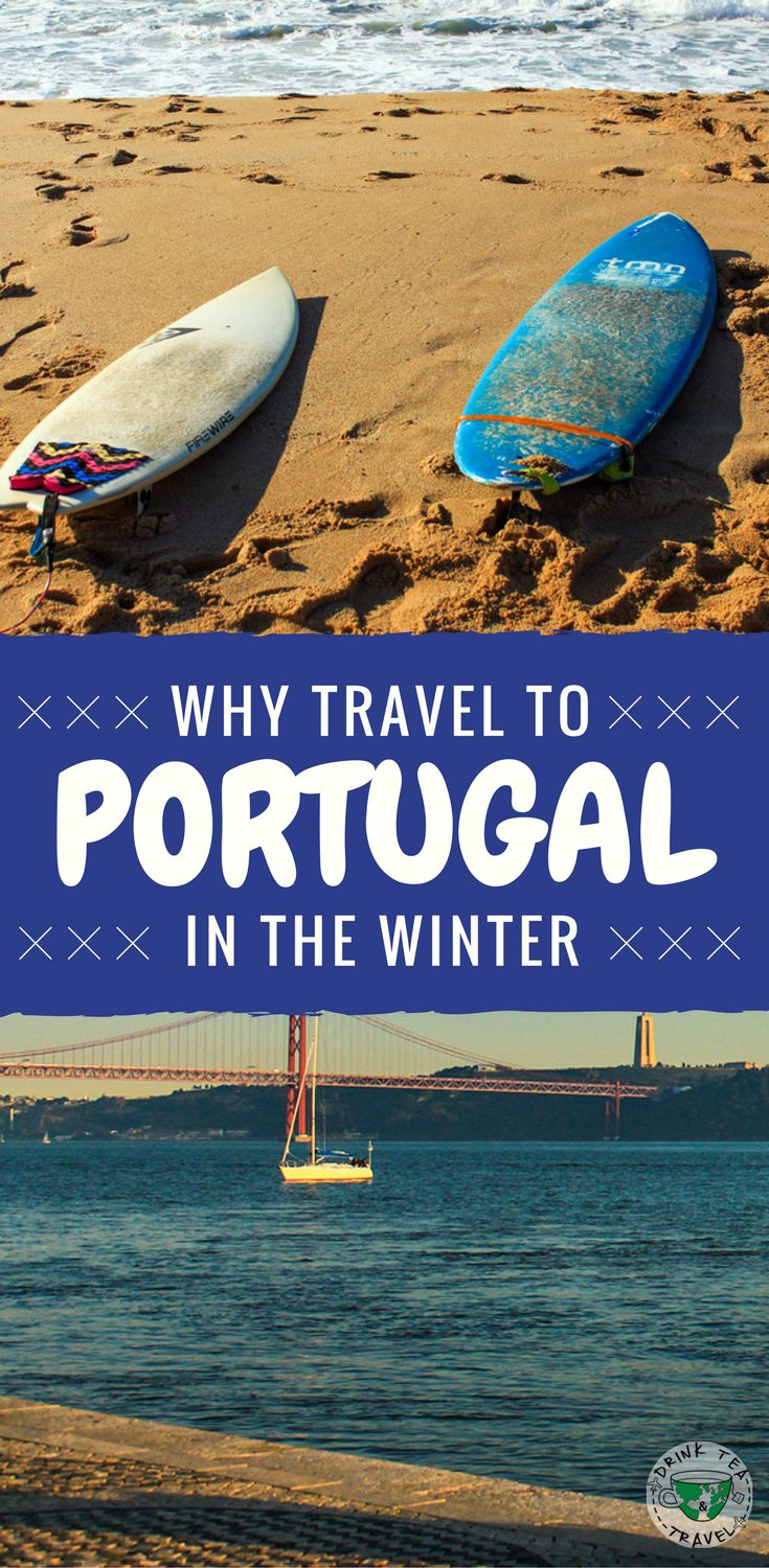 In this winter travel guide to Portugal find out why you should travel to Portugal in the winter. Find out our recommended things to do in Portugal in the winter, including wine tasting in Porto, celebrating New Year's Eve in Lisbon, relaxing in Algarve, exploring Madeira and Azores, and more!