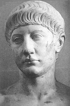 Otho - the eighth emperor. Angry at not being named Galba's heir, Otho killed him and became emperor. It lasted three months.