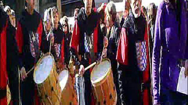 Feria Medieval de La Ciudad de Manresa 2014