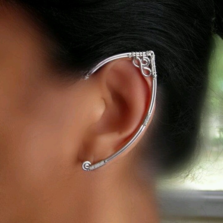 Elf Ear Jewelry These are so cool!