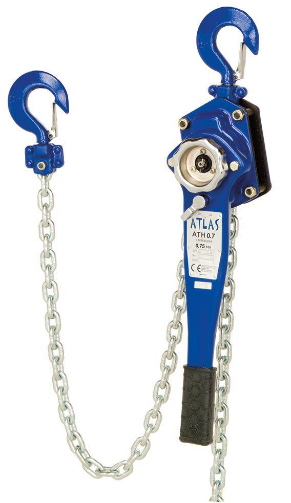 ATLAS ath 0.7 hubzug; 750 kg zincirli çektirme kapasitesi, 1,5 mt zincir boyu manuel yatay çektirme. #hubzug #lifting #leverblock #atlas #mekanik #manuel #chain  http://www.ozkardeslermakina.com/urun/hubzug-zincirli-cektirme-atlas-ath-07/