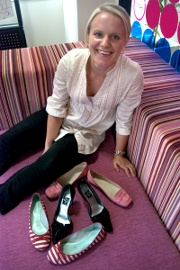 Kate is a Senior Management Accountant with SEEK Learning. Get to know about about her job and her love for shoes