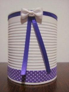 Manualidades con latas de refrescos | Aprender manualidades es facilisimo.com