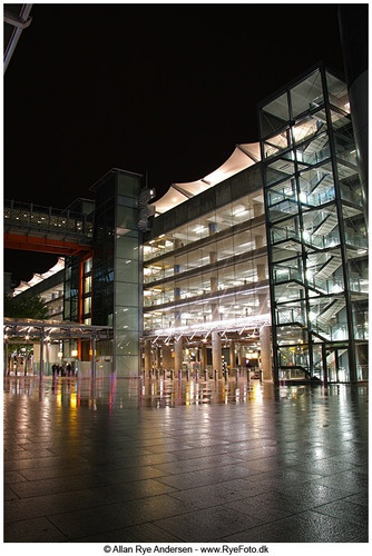 Heathrow Airport Terminal 5. Phonetica - the world's best PA system for airports