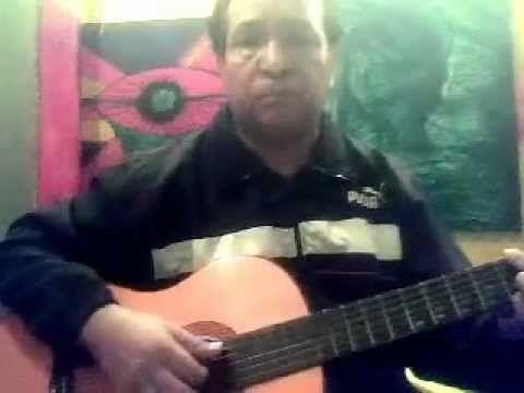 Cancion Patito feo autor Luis Carima cantautor