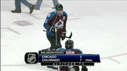 'Bang Bang' Dance is the best lil victory dance ever with Pauly Matty Paul Stastny Matt Duchene Colorado Avalanche