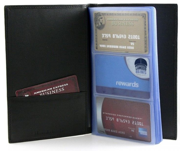 Multiple Credit Card Holder