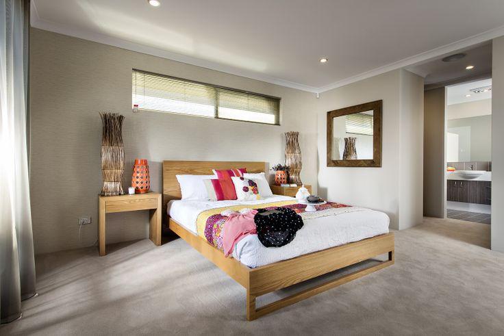 Homebuyers Centre - Getaway Display Home Bedroom