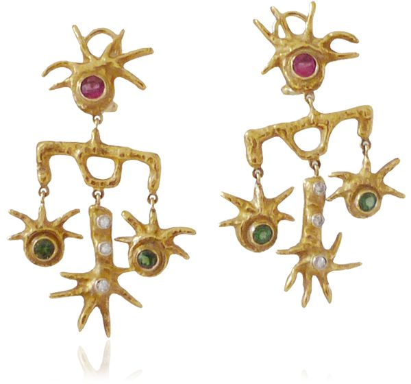 Afro Basaldella | Diane VENET - Jewelry by Artists