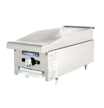 Countertop Burner Philippines : Radiance Griddle countertop 12