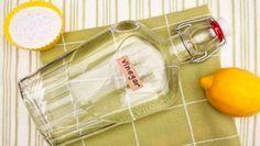 Los usos que le doy al vinagre en esta casa. La limpieza más ecológica existe!