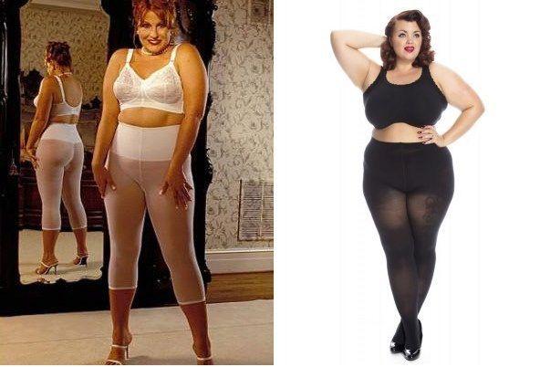 Женское нижнее белье для полных (56 фото): красивые комбинации и корректирующие модели для девушек больших размеров