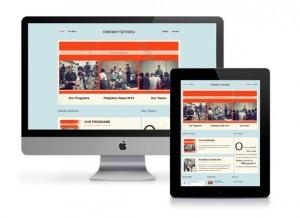 Website: Isinkwa Setheku Designed by Sheree Conway.