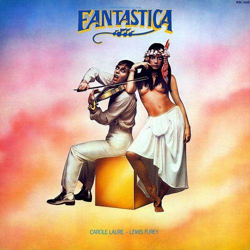 "Carole Laure / Lewis Furey - Bande Originale Du Film ""Fantastica"": buy LP at Discogs"