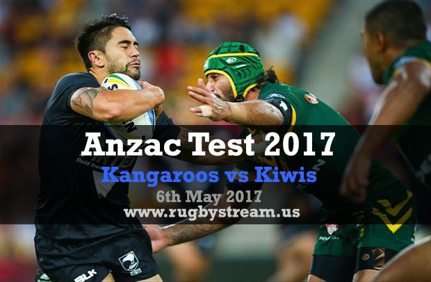 live Stream Anzac Test Kangaroos vs Kiwis Rugby Online 6th May 2017  TV Streaming Australia Roos vs New Zealand Kiwi       #KangaroosKiwis #rooskiwis #nzausrugby #AnzacTest    http://rugbystream.us/watch-kangaroos-vs-kiwis-rugby-live-online-game/