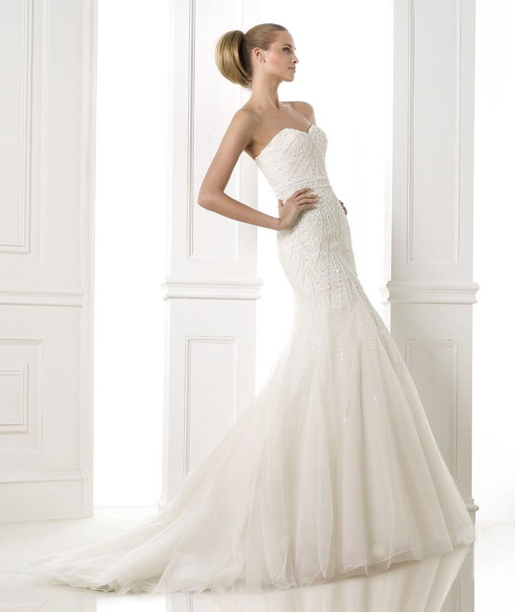 Fresh BABIA Pronovias Musette Bridal Boston