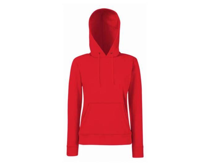 Lady-Fit Classic Hooded Sweat   Fruit of the Loom Jetzt bestellen unter: https://mode.ladendirekt.de/damen/bekleidung/sweatshirts-und-jacken/sweatshirts/?uid=27ffb1eb-d924-5a30-818d-73f1036e59d3&utm_source=pinterest&utm_medium=pin&utm_campaign=boards #sweatshirts #bekleidung #jacken