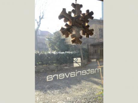 Dalla finestra - Materiavera