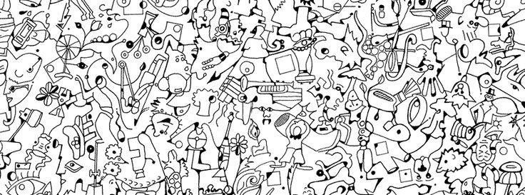 What do your doodles mean?? doodle meanings - National Doodle Day 6th February 2015