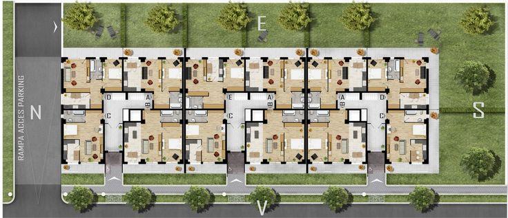 Imobilele din ansamblul Sophia Residence îmbină conceptul de clădire verde cu facilitățile vieții moderne, de oraș. Afla care sunt caracteristicile imobilelor.