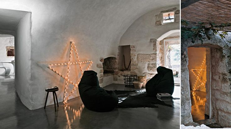 le luminarie, un nuovo originale complemento d'arredo - A Casa di Ro