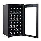 #ad #7: 32 BOTTLES WINE COOLER FRIDGE CELLAR STORAGE BAR RACK CARBINET  https://www.amazon.com/BOTTLES-COOLER-FRIDGE-STORAGE-CARBINET/dp/B0737XX5W9/ref=pd_zg_rss_ts_la_3741531_7?ie=UTF8&tag=a-zhome-20