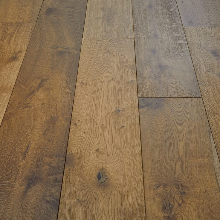 Grand Imperial Oak Brushed & Oiled Engineered Wood Flooring - 4