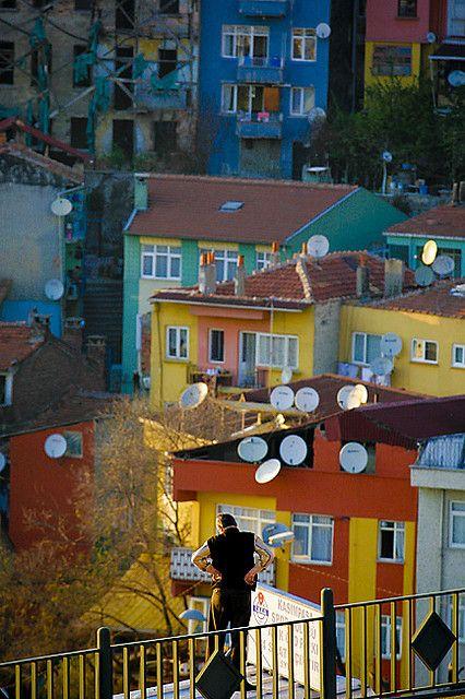 Pera, Istanbul, Turkey