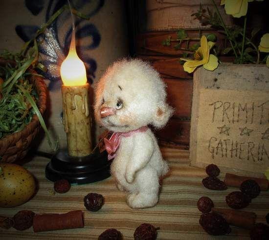 Сладость медведь Патти Сайкс из Ratties Патти - Bear Pile