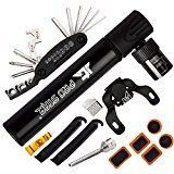 Review for Mini Road Bike Pump,YaFex mountain bike Pump With Multi-function Repair Tools an... - Michael Doll  - Blog Booster