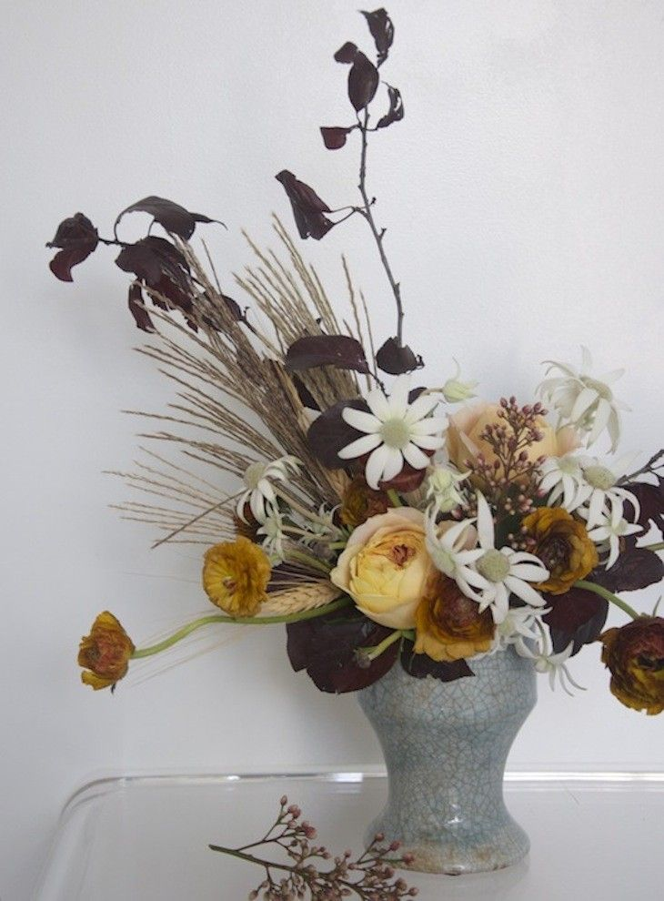 Table of Contents: Orange is the New Black | Floral
